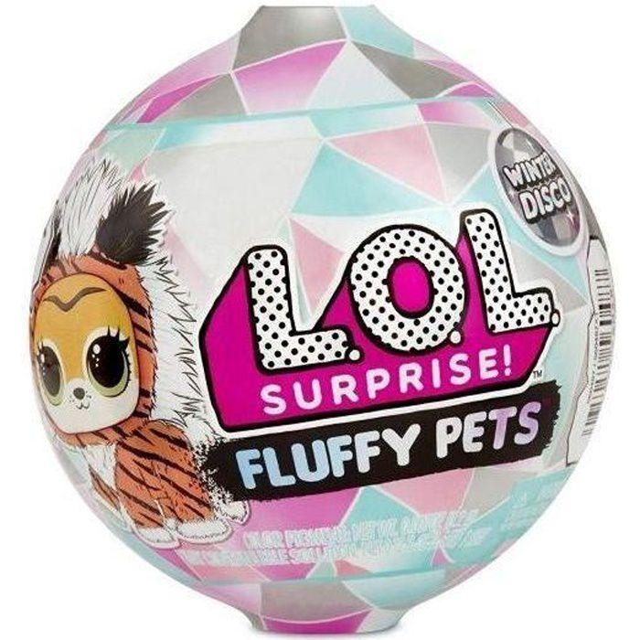 L.O.L. Surprise - Poupée LOL Fluffy Pets - Modèles aléatoires