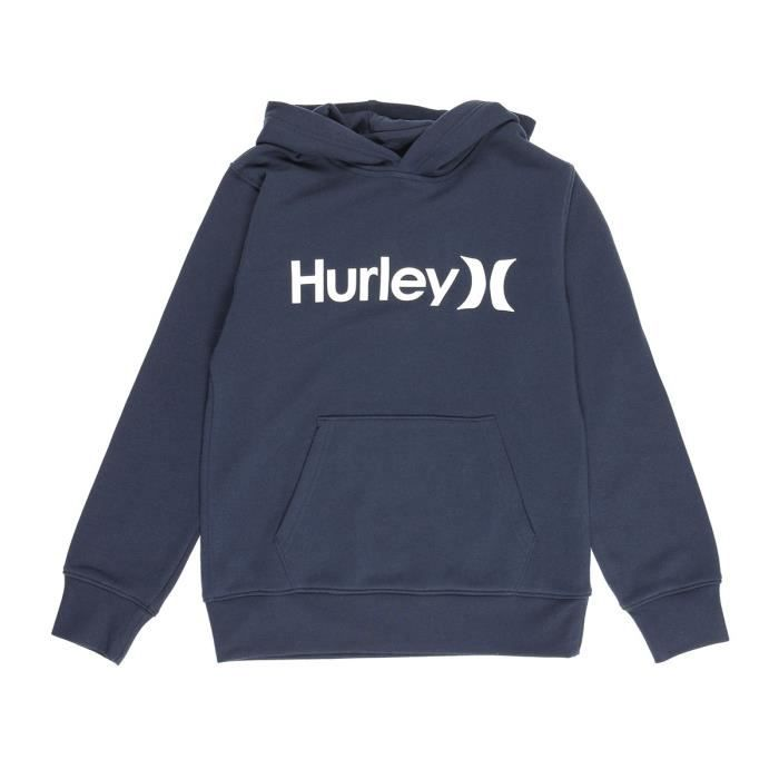 HURLEY Pullover One and Only Enfant Garçon - Bleu Marine