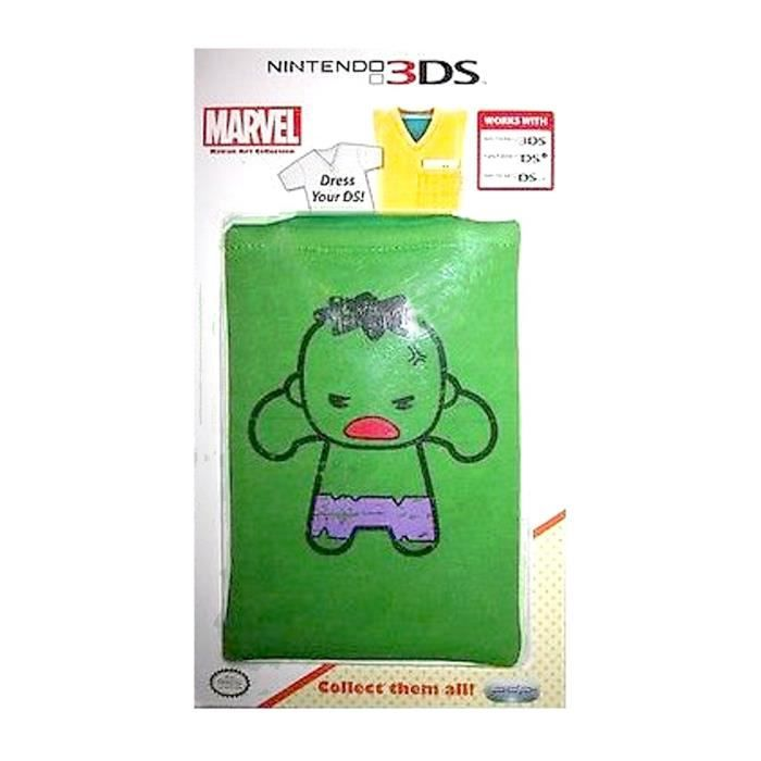 Mini T-Shirt de Protection Marvel Hulk 3DS