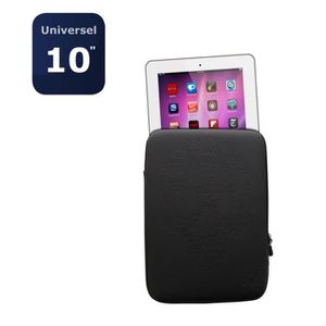 T'NB Housse de protection universelle pour tablette 10\