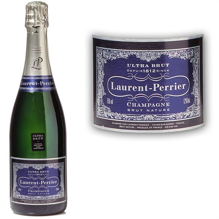 Champagne Laurent Perrier Brut Nature - 75 cl