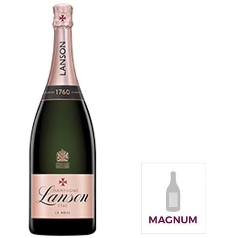 Champagne Lanson Le Rosé Magnum - 150 cl