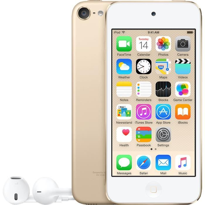 APPLE iPod Touch 128GB - Or