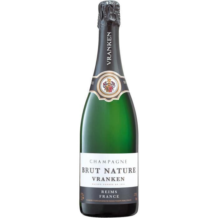 Champagne Vranken Brut Nature - 75 cl