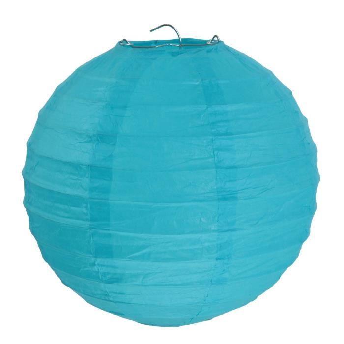 SANTEX Lanterne L Turquoise