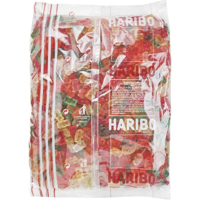 HARIBO Ours D'Or 2 Kilos (x1)