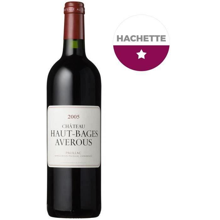 Château Haut-Bages Averous 2005 Pauillac - Vin rouge de Bordeaux