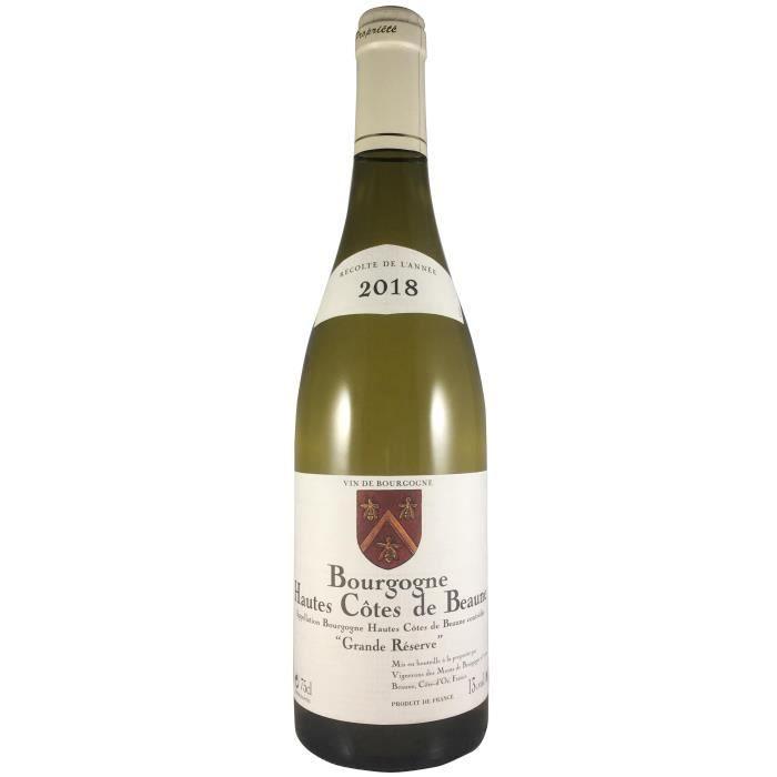 Hautes-Côtes de Beaune 2018 Vieilles Vignes - Vin blanc de Bourgogne