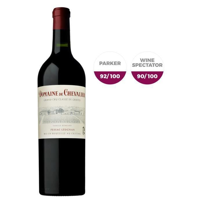 Domaine de Chevalier 2013 Pessac Léognan - Vin rouge de Bordeaux