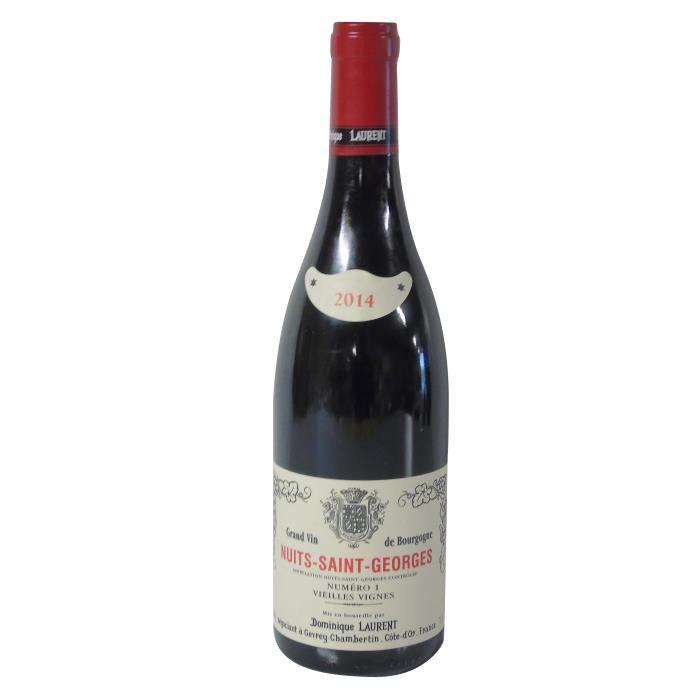 Maison Dominique Laurent 2014 Nuits-Saint-Georges - Vin Rouge de Bourgogne