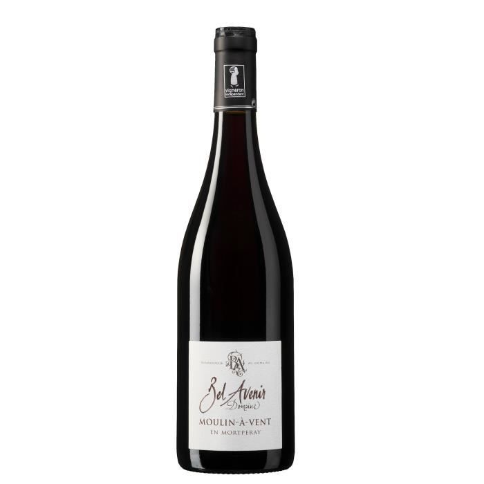 Domaine Bel Avenir -En Mortperay- 2017 Moulin à Vent - Vin rouge du Beaujolais