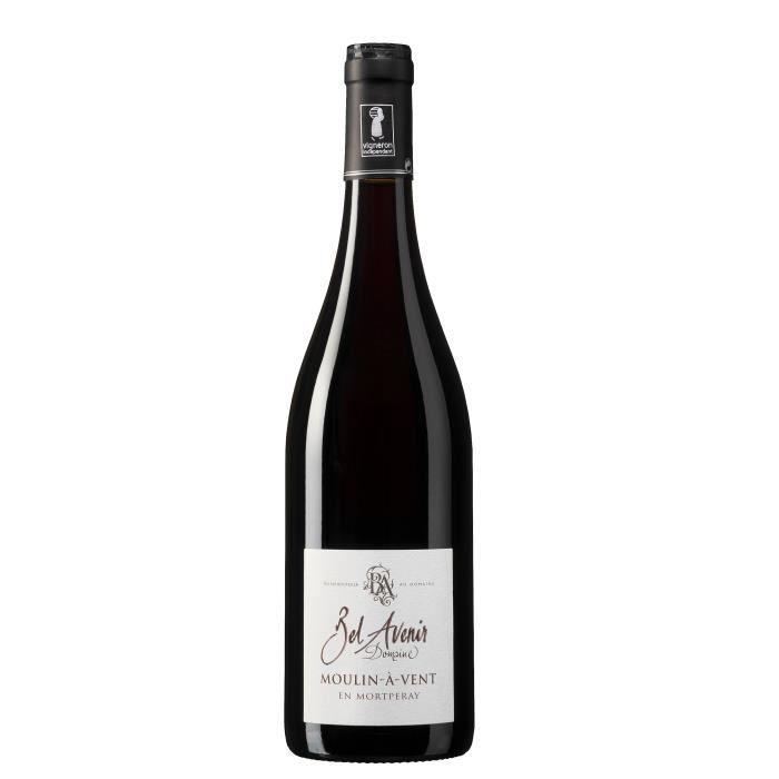 Domaine Bel Avenir -En Mortperay- 2018 Moulin à Vent - Vin rouge du Beaujolais