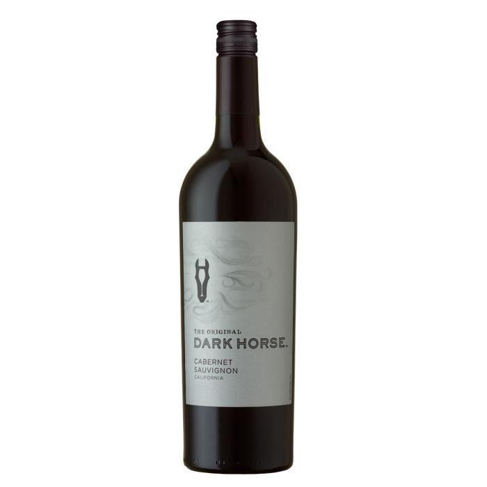 Dark Horse 2017 Cabernet Sauvignon - Vin rouge de Californie