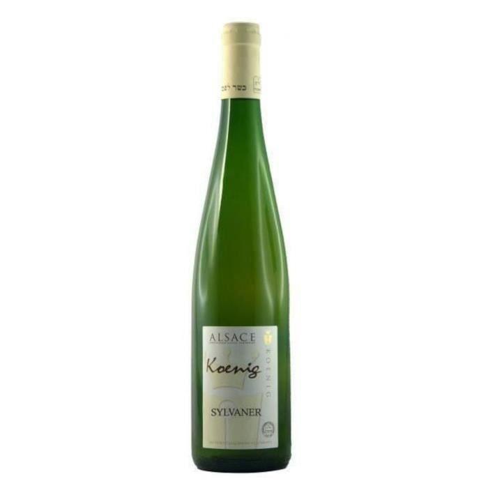 Koenig 2017 Sylvaner - Vin blanc d'Alsace