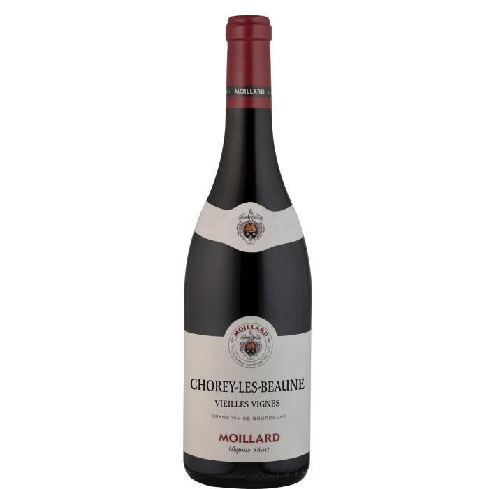 Moillard Chorey-lès-beaune - Vin rouge de Bourgogne
