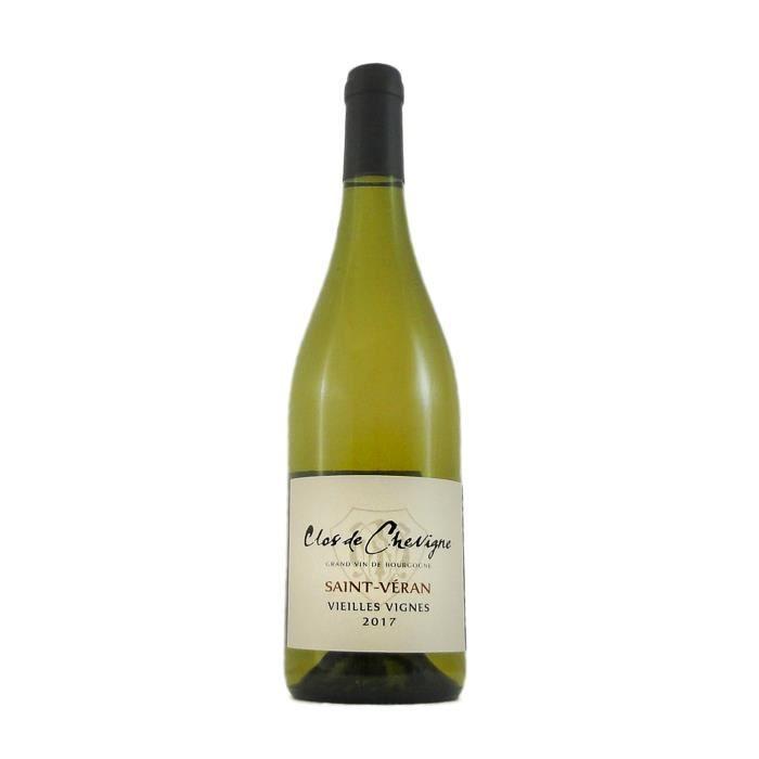 Clos de Chevigne 2017 Saint-Veran Vieilles Vignes - Vin blanc de Bourgogne