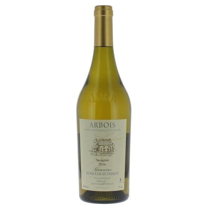 Domaine Tissot 2017 Savagnin - Vin blanc du Jura