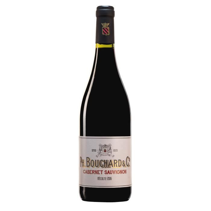 Philippe Bouchard Cabernet Sauvignon - Vin rouge du Languedoc Roussillon