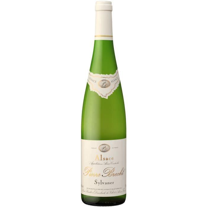 Pierre Brecht 2018 Sylvaner - Vin blanc d'Alsace