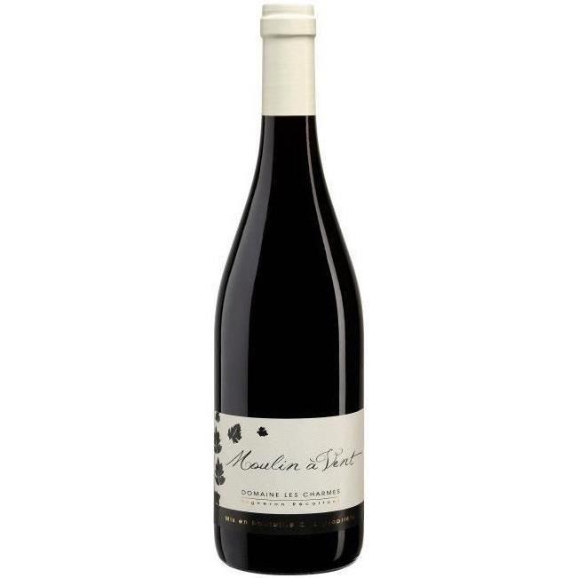 Domaine Les Charmes 2018 Moulin à Vent - Vin rouge du Beaujolais