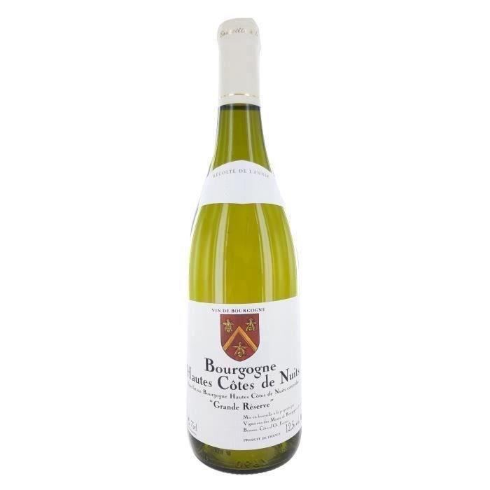Hautes-Côtes de Nuits 2018 Grande Réserve - Vin blanc de Bourgogne