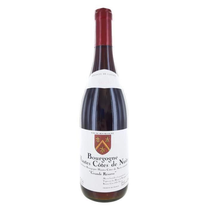 Hautes-Côtes de Nuits 2018 Grande Réserve - Vin rouge de Bourgogne