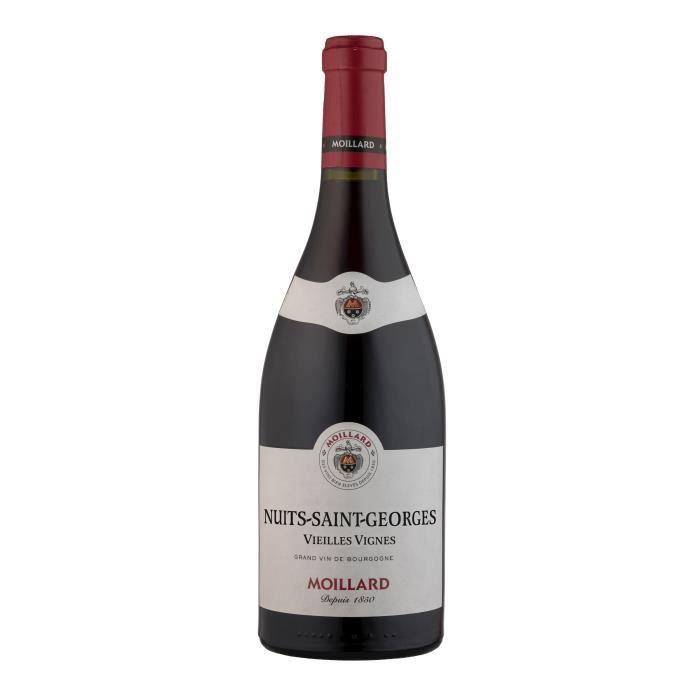 Moillard 2018 Nuits-Saint-Georges - Vin rouge de Bourgogne