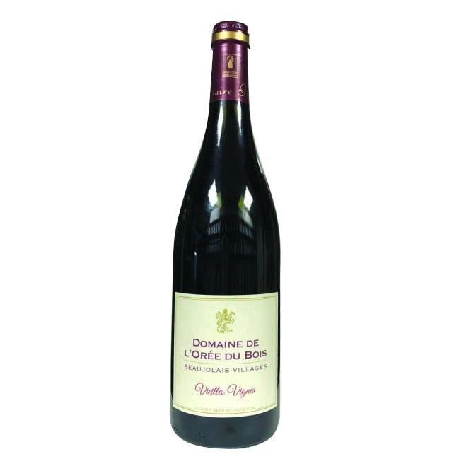 Domaine l'Orée du Bois 2018 Beaujolais - Vin rouge du Beaujolais