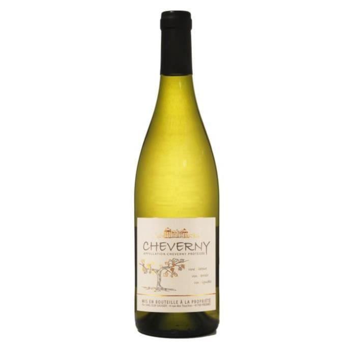 Domaine Sauger 2018 Cheverny - Vin blanc de la Vallée de la Loire