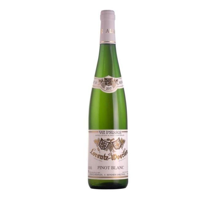 Gustave Lorentz 2019 Sylvaner - Vin blanc d'Alsace