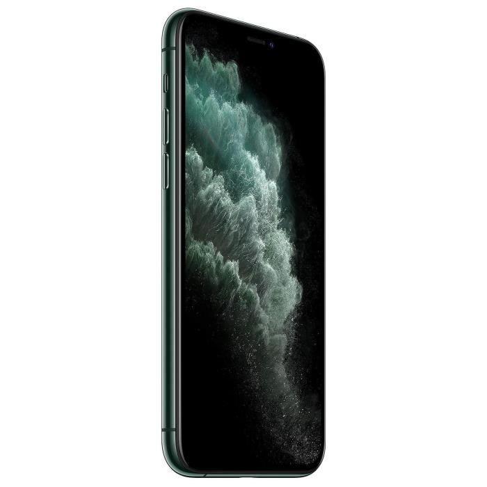 APPLE iPhone 11 Pro 256 Go Vert Nuit - Reconditionn  - Tr s bon  tat