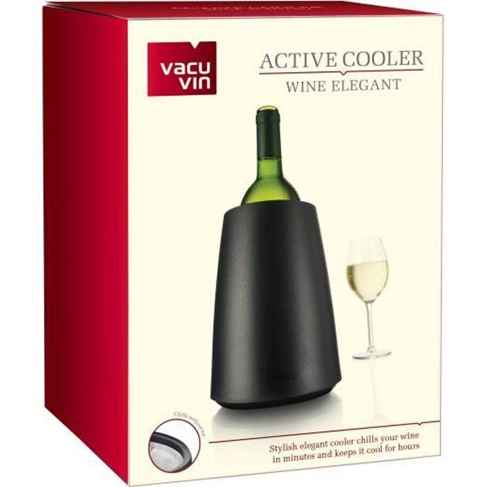 Wine Cooler Elegant Noir