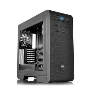 Thermaltake Boîtier PC Core V51 Noir - Power Cover