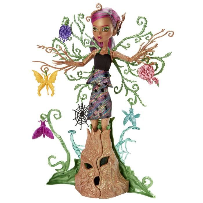 MONSTER HIGH - Jardin Treesa Thornwillow