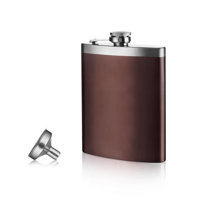 VACUVIN Flasque et entonnoir