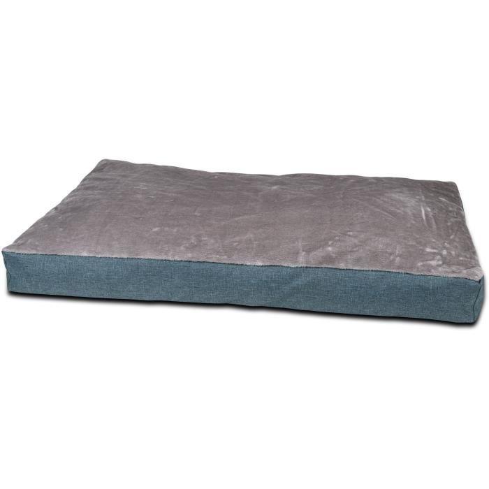 VADIGRAN Matelas Ares - 120 cm - Turquoise - Pour chien