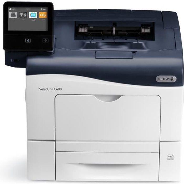 Xerox Imprimante multifonction Versalink C400dn Laser Couleur Ethernet Recto/Verso A4 Garantie à vie