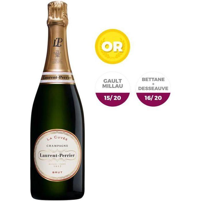 Champagne brut 75 cl LAURENT-PERRIER