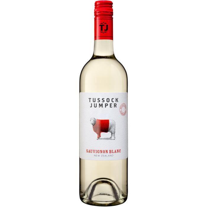 Tussock Jumper 2019 Sauvignon - Vin blanc de Nouvelle-Zélande