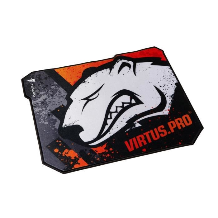Tesoro Tapis de Souris Gamer Virtus