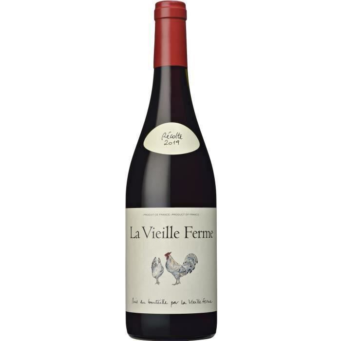 La Vieille Ferme Ventoux - Vin rouge de la Vallée du Rhône