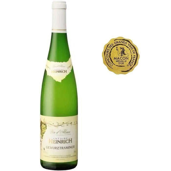Heinrich - Gewurztraminer - Vin blanc d'Alsace