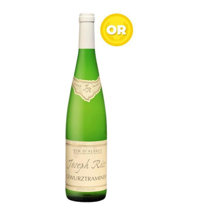 Joseph Riss Gewurztraminer - Vin blanc d'Alsace