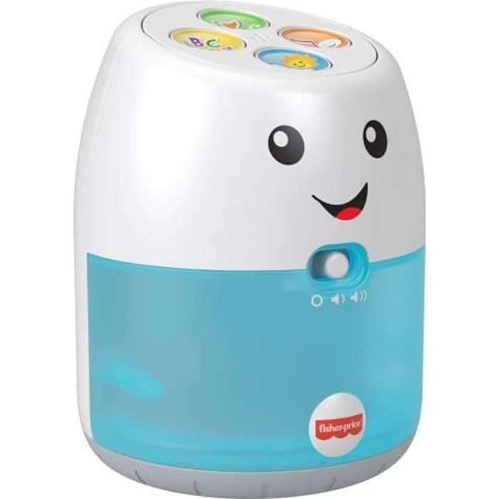 FISHER-PRICE Mon Premier Assistant Vocal - 9 mois et +