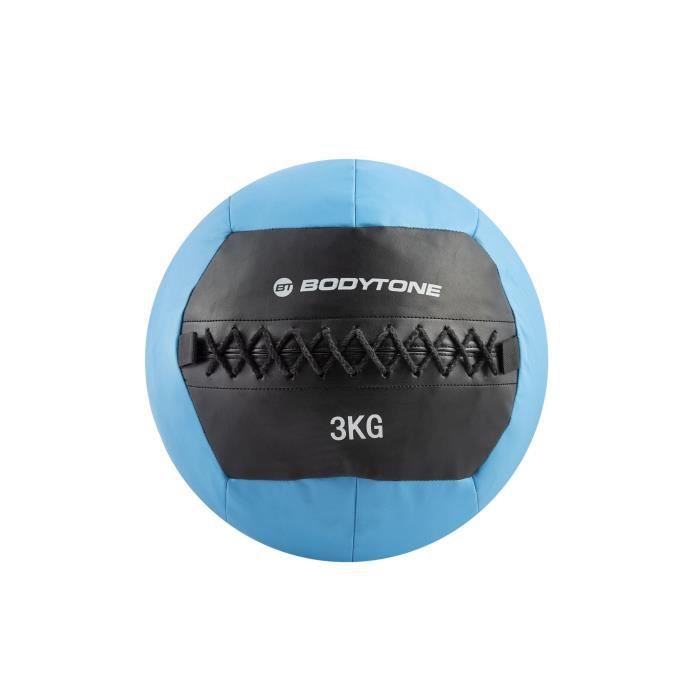 BODYTONE Soft Wall Ball - Mixte - 3 Kg