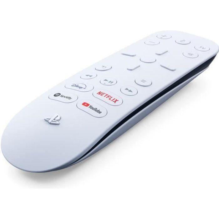 Télécommande Blanche/White pour PS5 - PlayStation Officiel