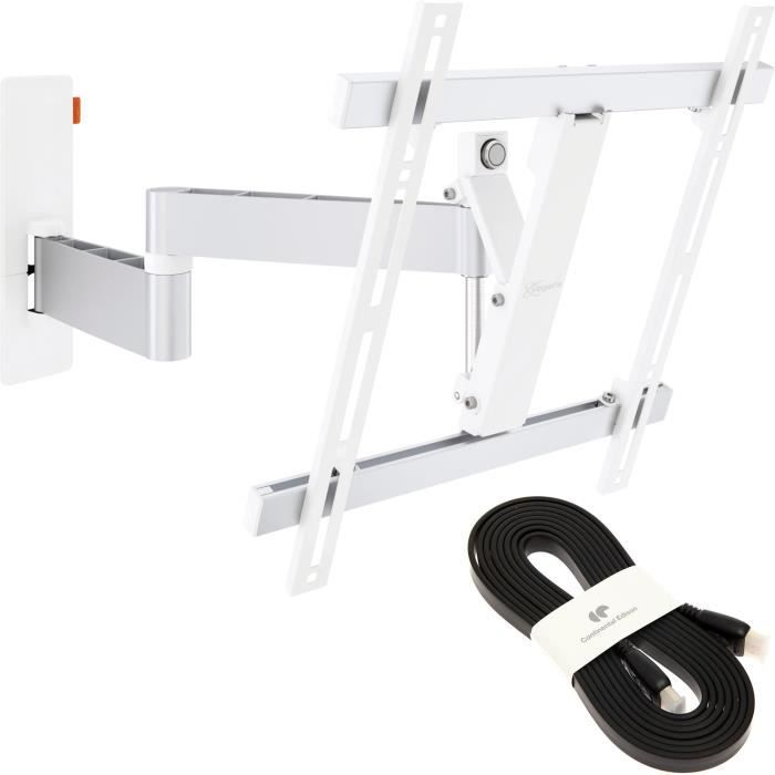 VOGELS WALL3245WHITE Support Orientable - 32 à 55\