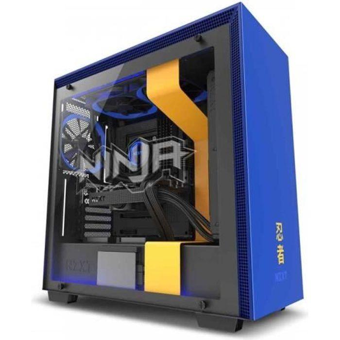 NZXT Boîtier PC H700i Ninja - Special Edition