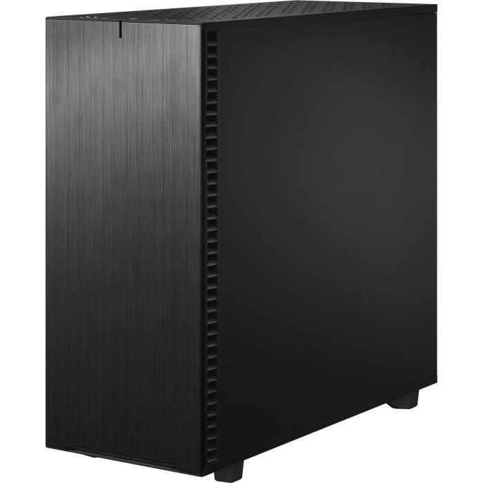 FRACTAL DESIGN BOITIER PC Define 7 XL - Noir - Verre trempé - Format ATX (FD-C-DEF7X-02)