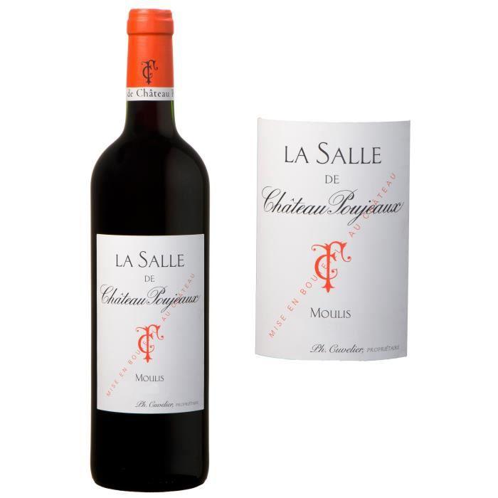 La Salle de Château Poujeaux 2011 Moulis - Vin rouge de Bordeaux